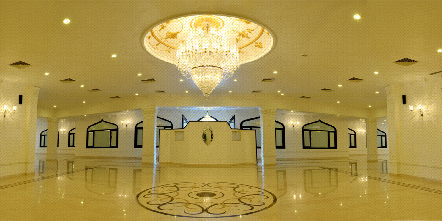 fort grand : Luxury Banquet hall In India