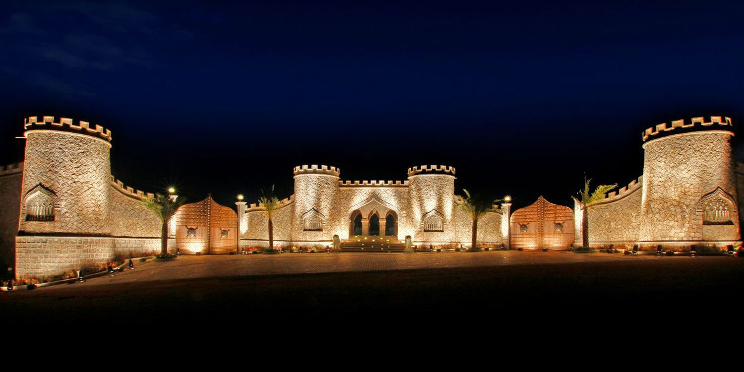 fort grand : Luxurious destination wedding venue